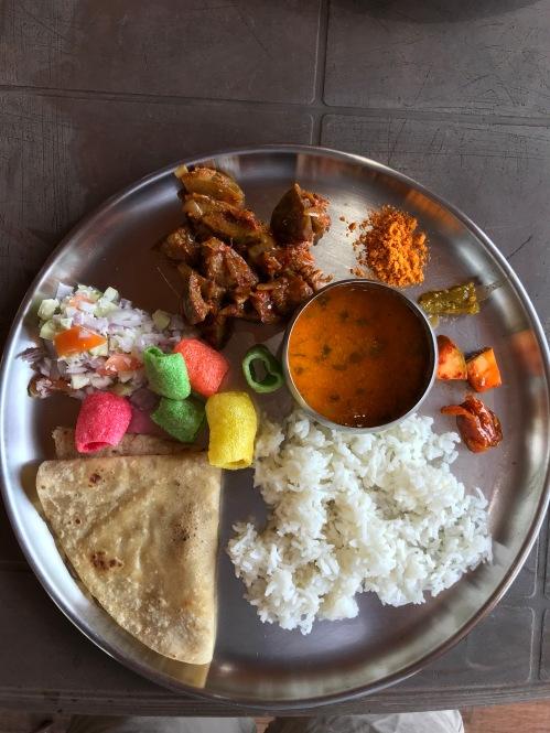 Sangway homestay Food